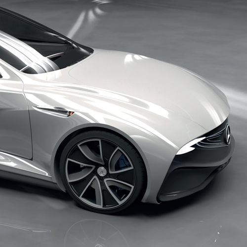 Mercedes Benz – Quantum